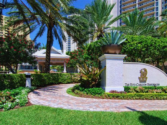 The Ritz Residences Palm Beach