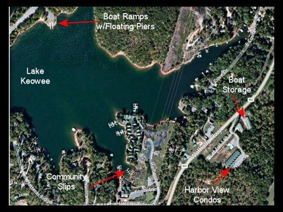 Keowee condo for sale