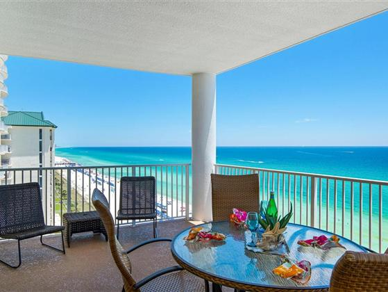 4 Bedroom 4 Bath Gulf Front Condo Panama City Beach